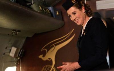 Qantas safety video a trip down aviation memory lane